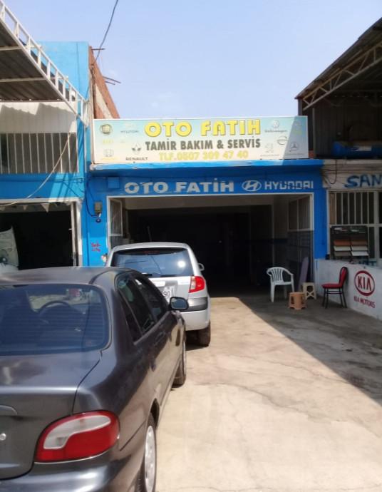 FİAT HYUNDAİ RENAULT OTO TAMİRİ TORBALI-578