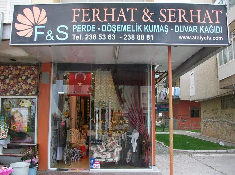 FERHAT - SERHAT PERDE-377