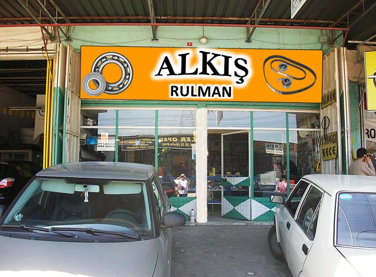 ALKIŞ RULMAN BUCA-447