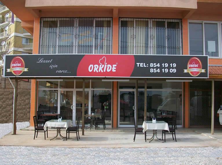 ORKİDE PİDE SALONU AYRANCILAR-425