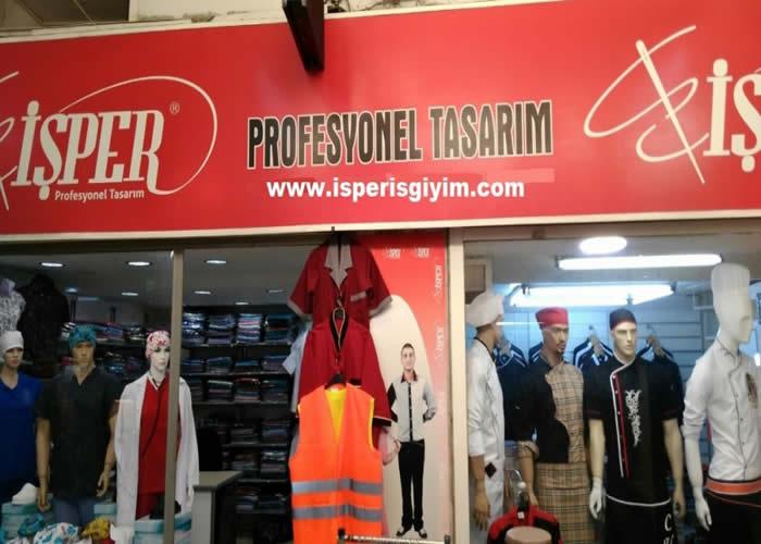 MENDERES İŞ KIYAFETLERİ İŞPER-746