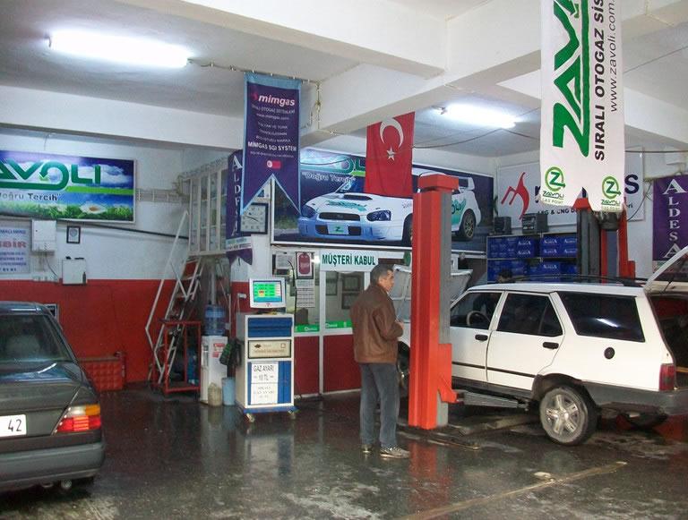 LPG BUCA AŞKIN OTO GAZ-298