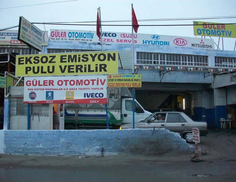 GÜLER OTOMOTİV KARABAĞLAR-292