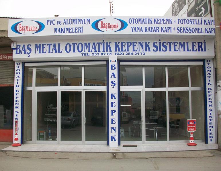 İZMİR OTOMATİK KEPENK BAŞ KEPENK-534