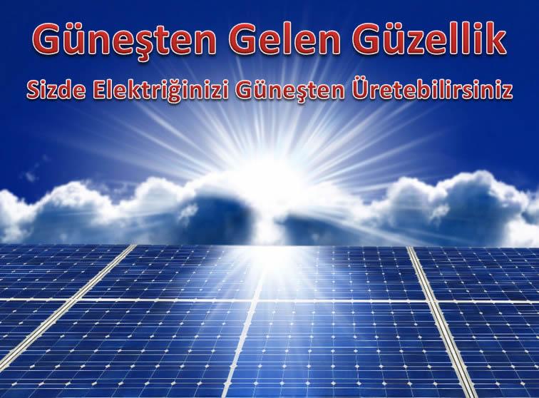 GÜNEŞTEN ELEKTRİK ÜRETİMİ TORBALI-556