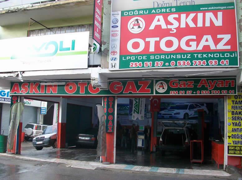 LPG BUCA AŞKIN OTO GAZ-297