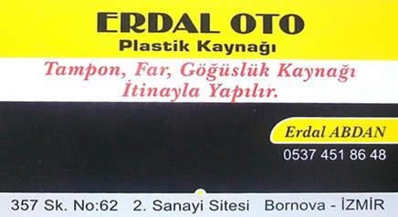 PLASTİK KAYNAK YAPANLAR 2.SANAYİ BORNOVA