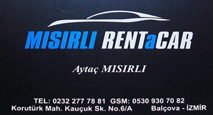 MISIRLI RENT A CAR