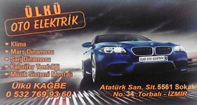 TORBALI OTO ELEKTRİKCİ