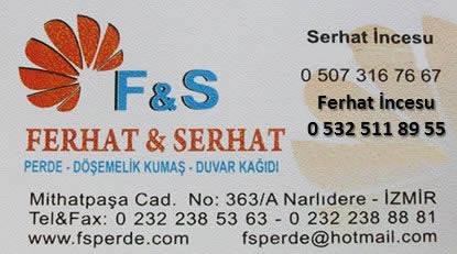 FERHAT - SERHAT PERDE
