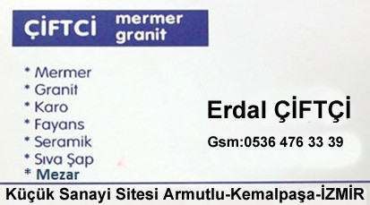 ÇİFTCİ MERMER