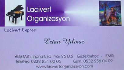 LACİVERT ORGANİZASYON